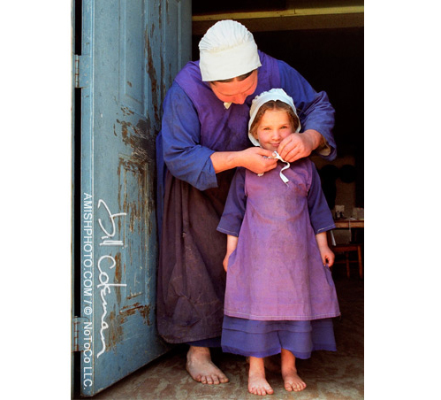 Amish-Barefoot