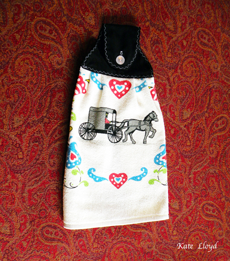 Amish-towel
