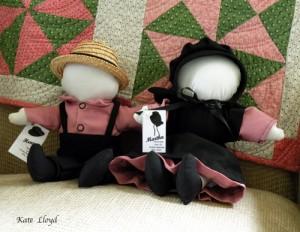 Amish-Dolls