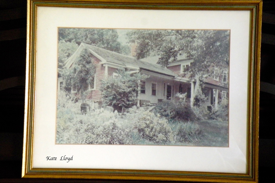 My grandma's home in Litchfield County, CT.
