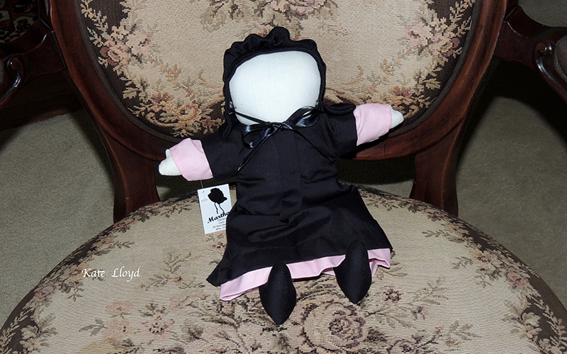 Amish-made Doll from Lancaster County, PA