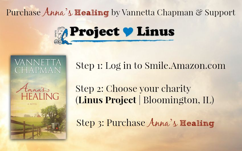 Anna's Healing - Project Linus Sharable