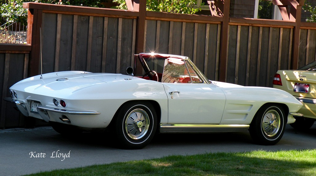 Would this classic Corvette work as a tax right-off if I drove it to work?