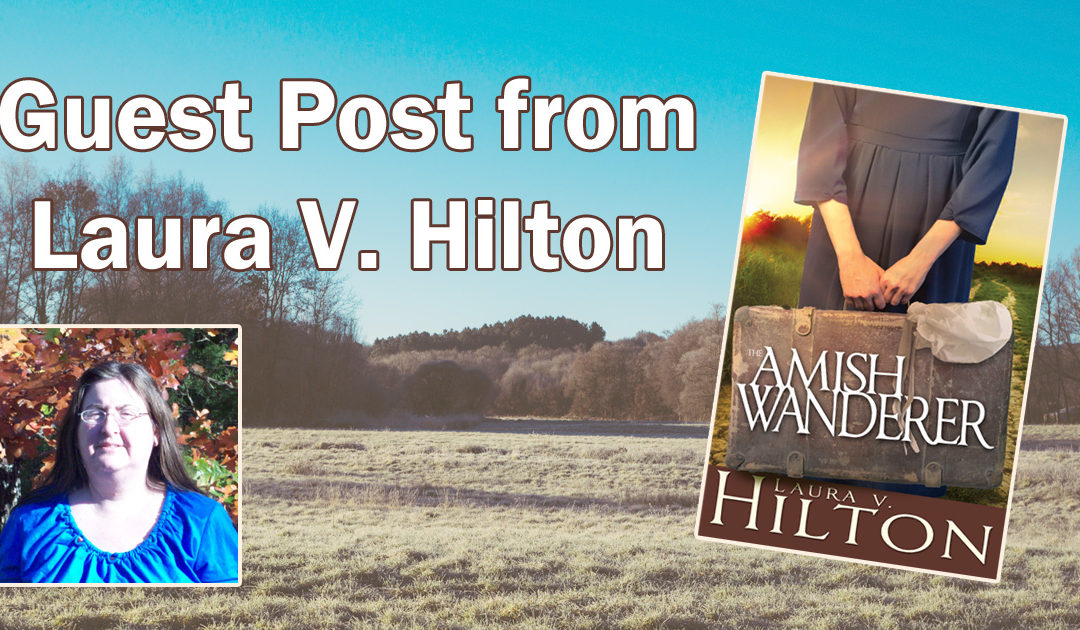 Guest Post from Laura V. Hilton