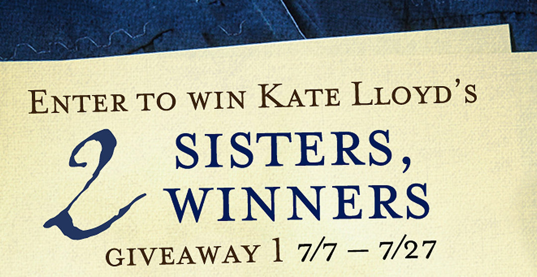 Kate Lloyd's 'A Letter from Lancaster County' Blog Tour and Giveaway