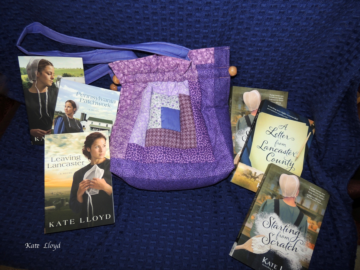 Enter to win this Amish made purse