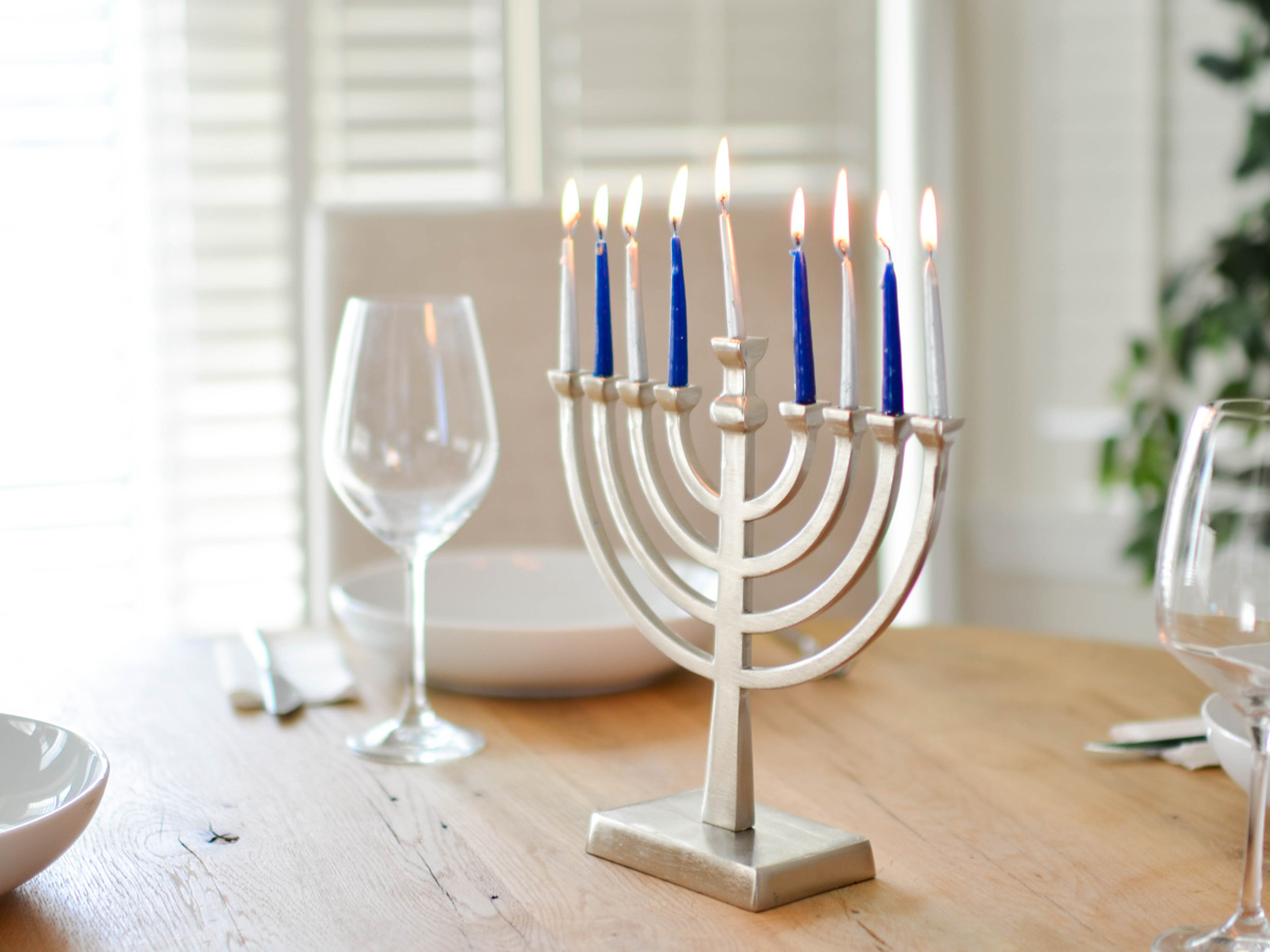 Hanukkah, the eight-day Jewish festival of lights and religious freedom