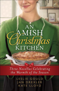 Amish Christmas Kitchen