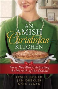 Amish Christmas Kitchen