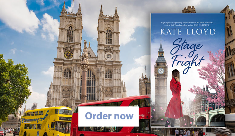 Order Stage Fright by Kate Lloyd