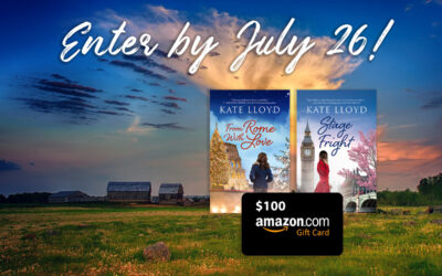 Summer Writing and Giveaway