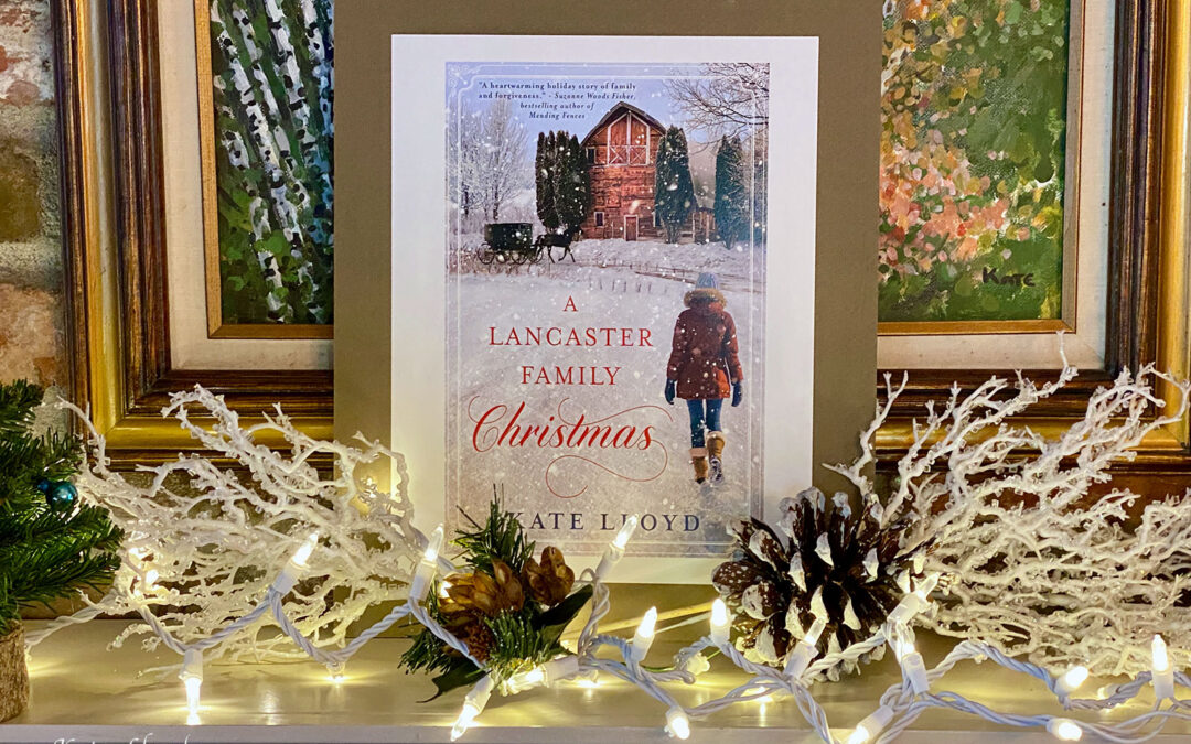 Celebrating the Release of A Lancaster Family Christmas